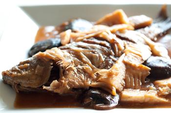 イサキの中華風煮物