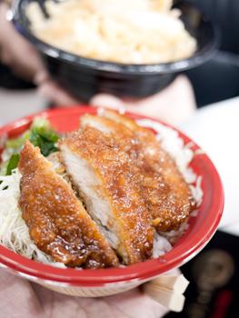 長野のカツ丼