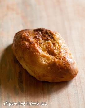 ドライフルーツのパン