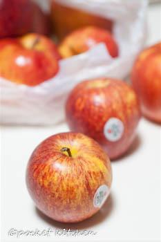 りんごが沢山