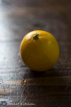 大島家のレモン